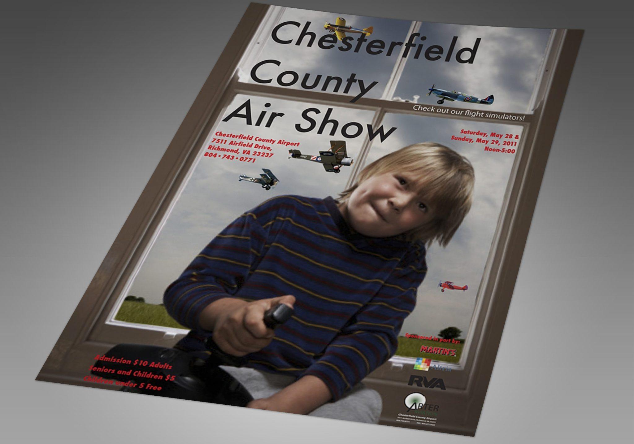 Carter Aviation Poster