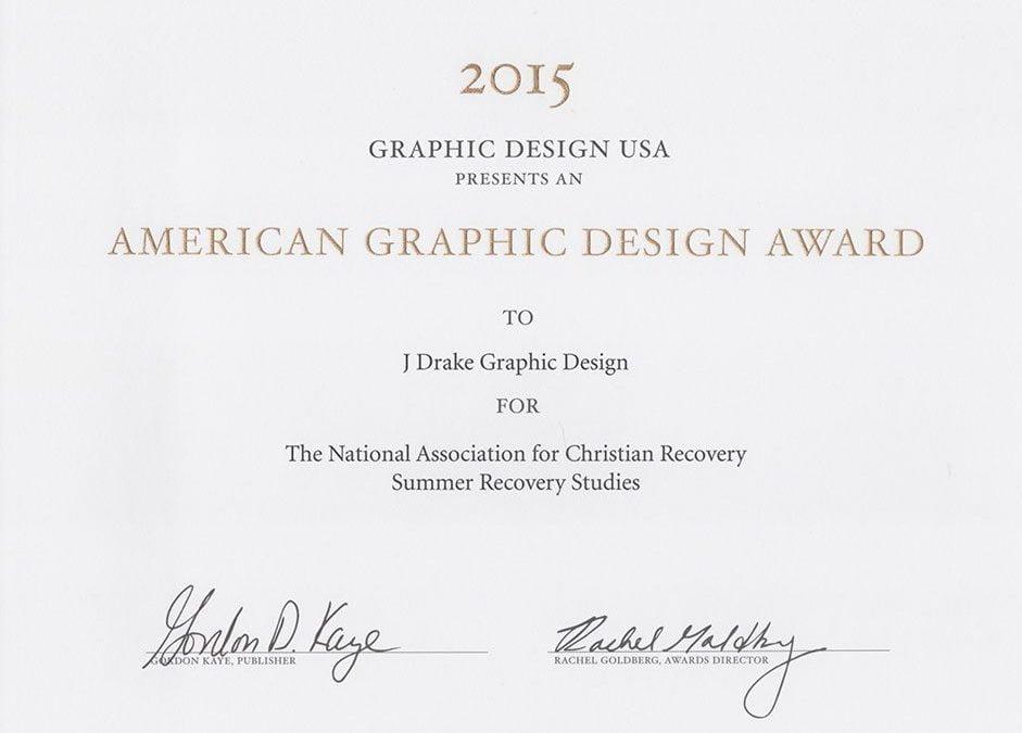 GRAPHIC DESIGN USA – AWARD WINNER: J DRAKE GRAPHIC DESIGN