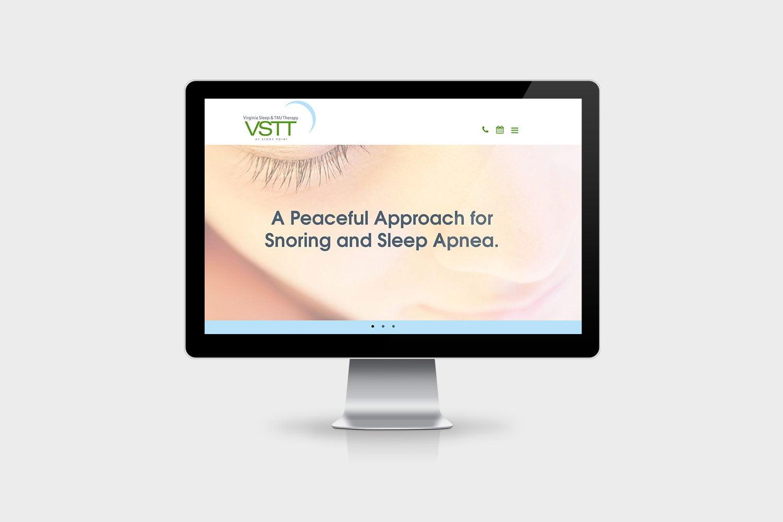 Virginia Sleep and TMJ Website