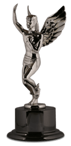 2017 Platinum Award Winner - Hermes Creative Awards
