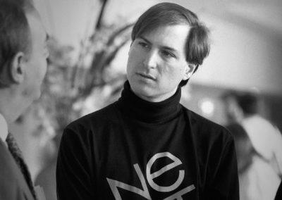 Steve Jobs Offers Some Keys to Branding your Startup