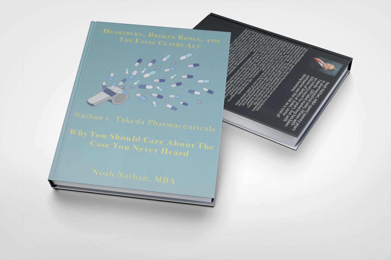 Whistleblower Book Cover Design
