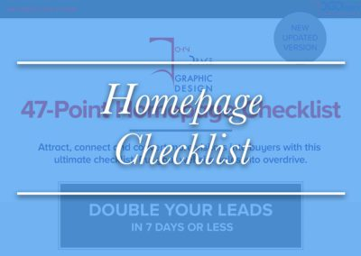 Website Checklist For Your Business