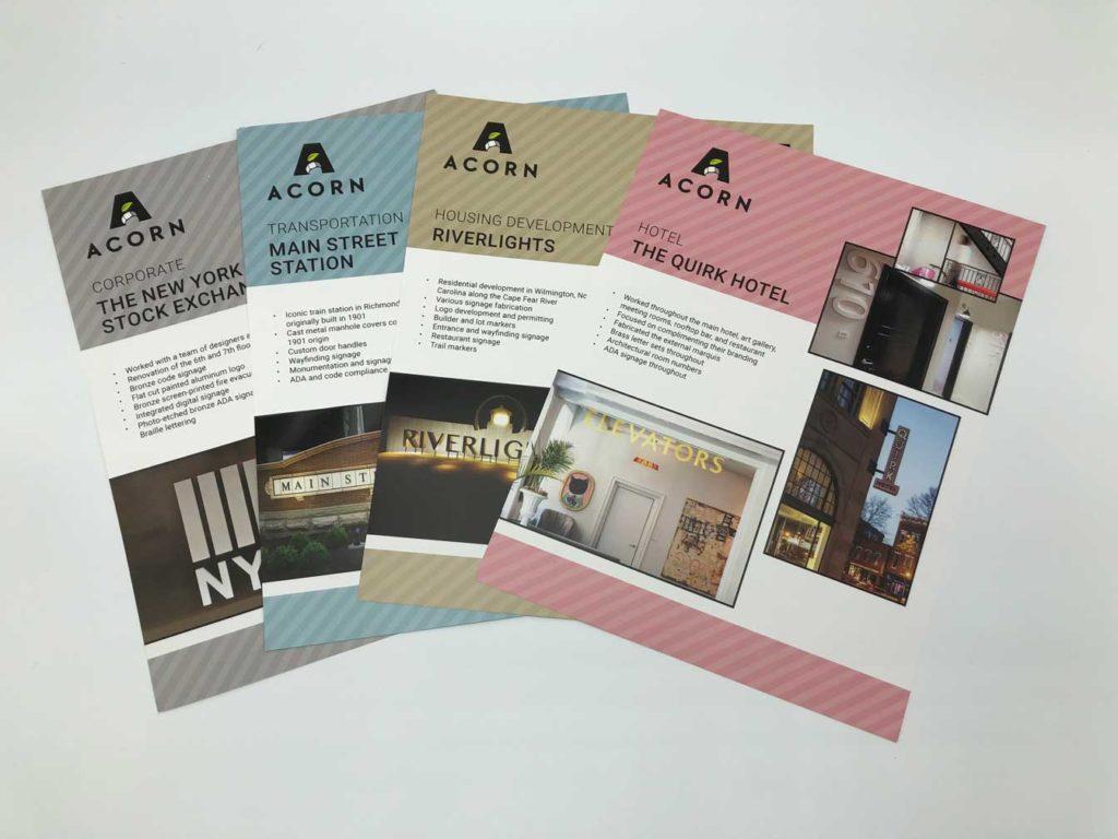 Acorn-Sign-Graphics-Printed-Sell-Sheets