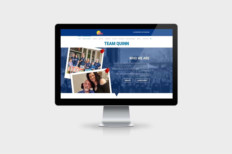 Team-Quinn-VA-website-design