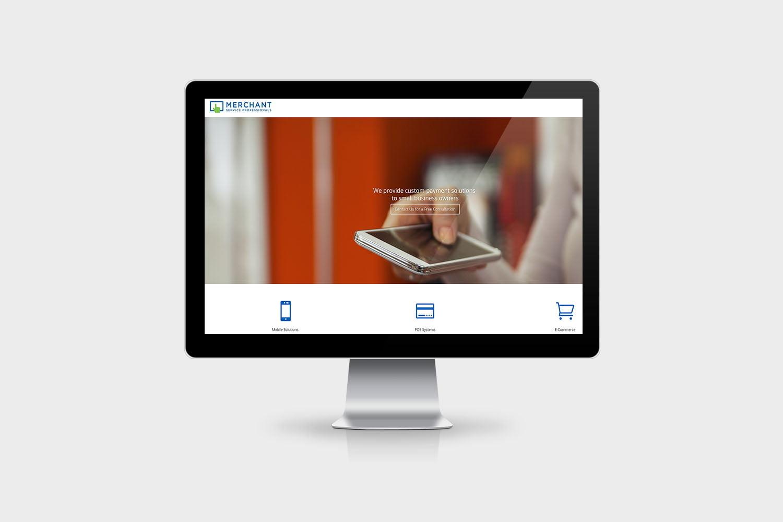 Merchant Service Professionals website