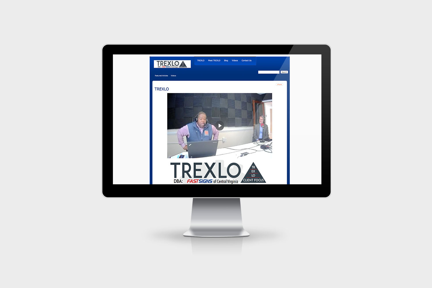 TrExLo - Truth Excellence Love website design