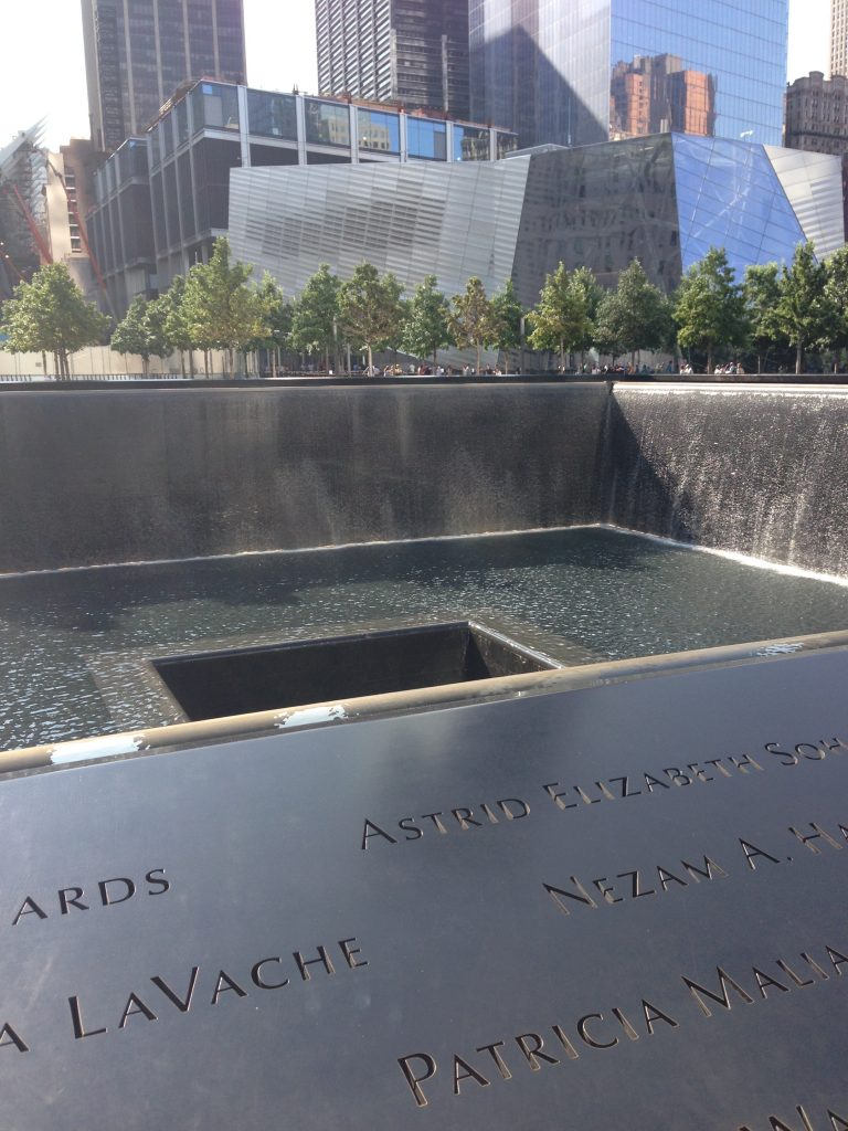 WTC Reflecting Pool